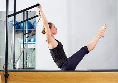Pilates with Heidi