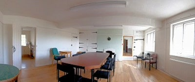 Painswick Centre Green Room