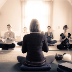 Yoga with Kim