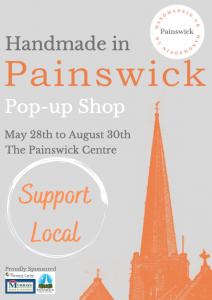 Handmade in Painswick flyer